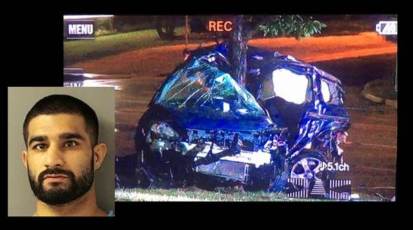 Prosecutor: Speeding driver in fatal Schaumburg crash spent day 'smoking weed'