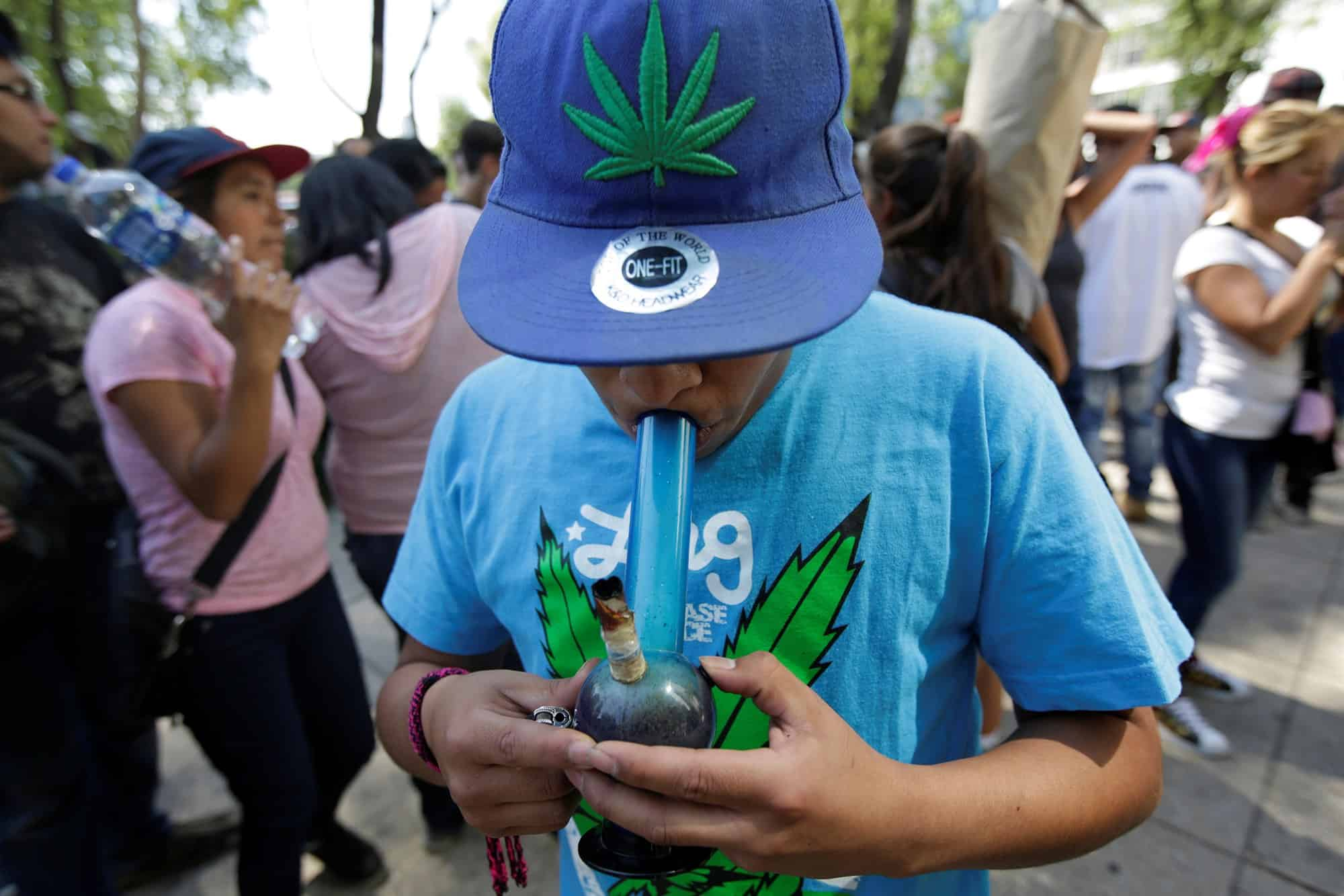 Marijuana worse for teen brains than alcohol, study finds